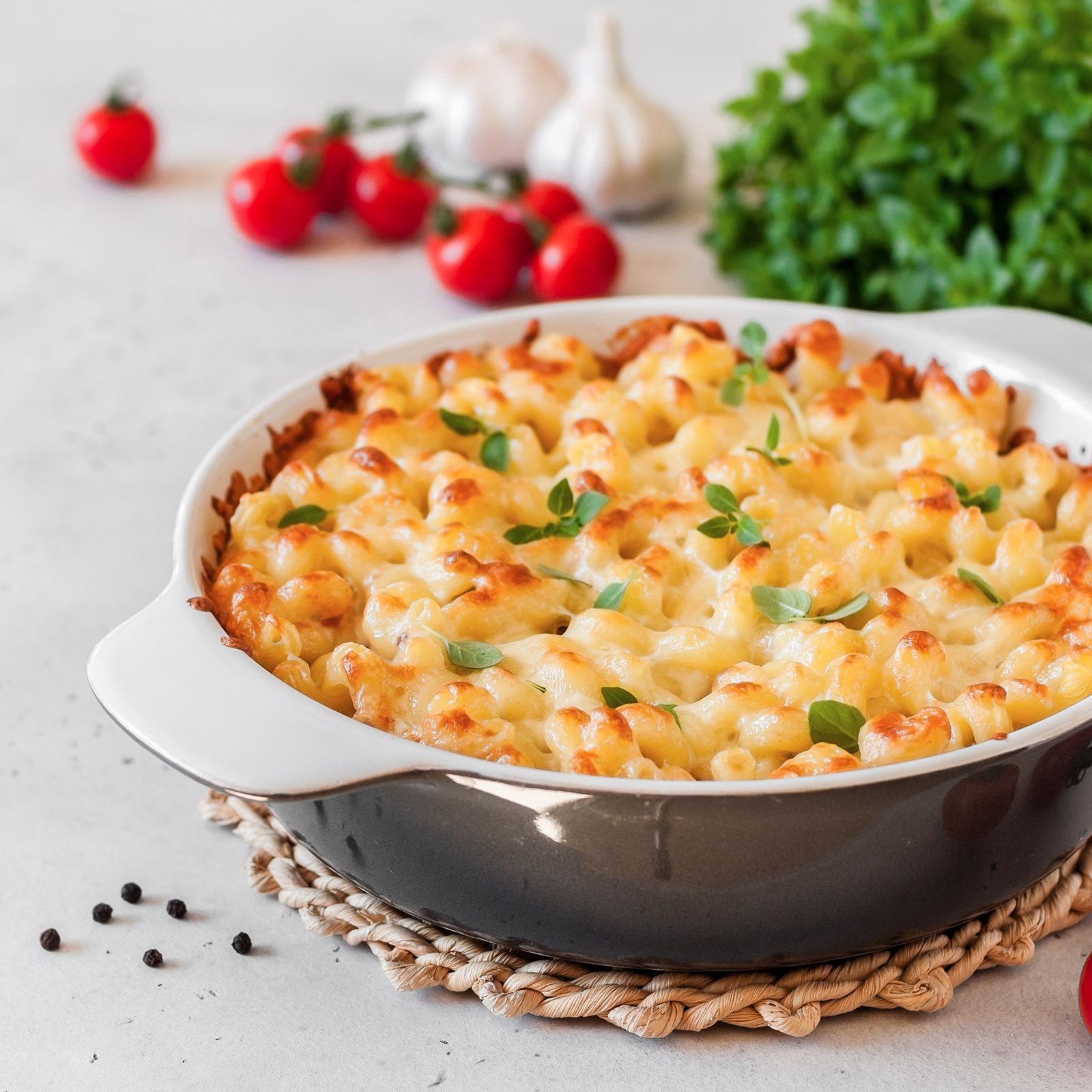 One-pot vegan Mac & Cheese